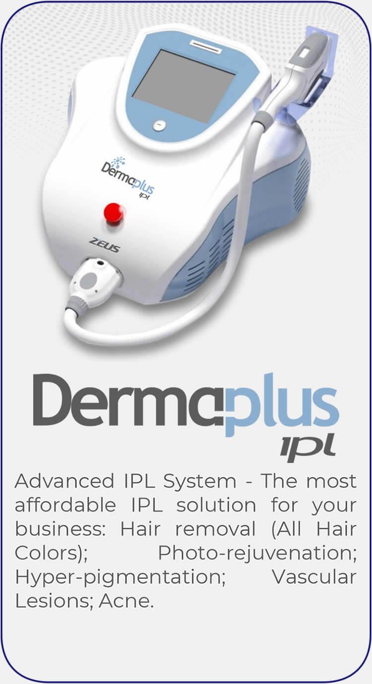 Dermaplus-IPL-Laser-Machine