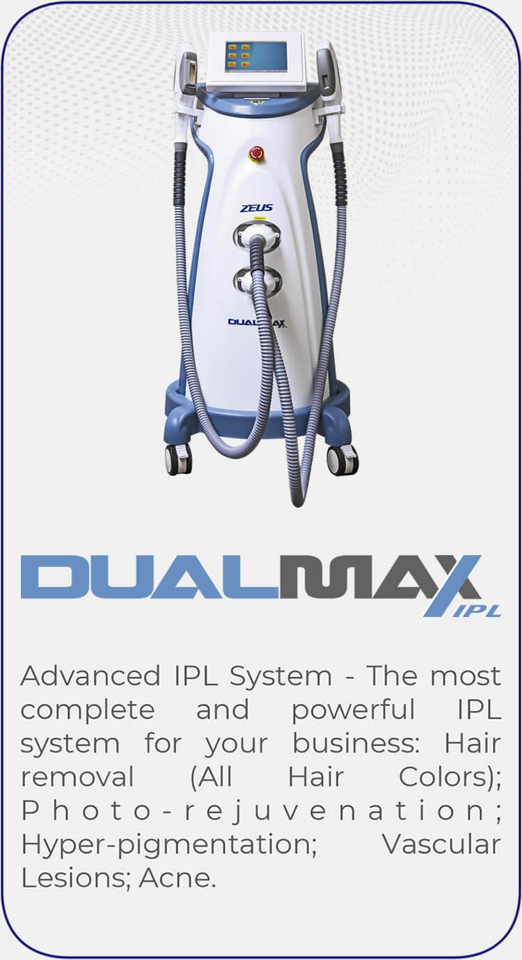 Dualmax-IPL-Laser-Machine